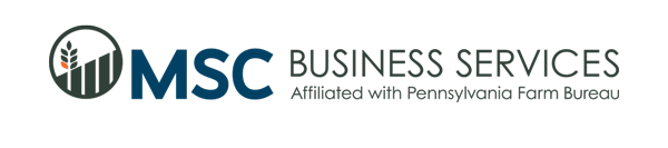 MSC Business Services logo